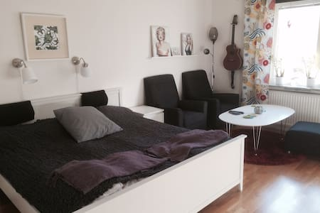 Centralt i Visby - Appartamento