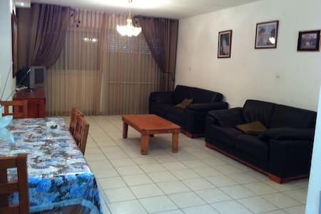 Très beau T4 120m² ashdod la city - Apartment
