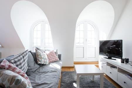 Cosy room with private bathroom in city center - Waregem - Apartment