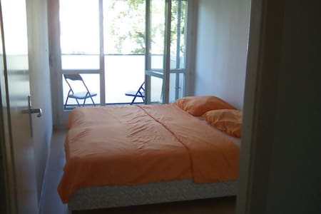 Private double /single room with balcony in Bern - Apartment