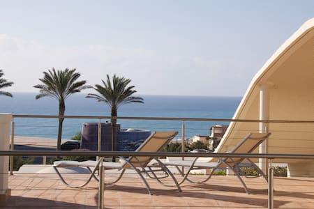 Villa Amalia, pool, ocean view! - Costa Calma - Villa