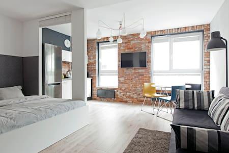 apartamenty-wroc Golden House I
