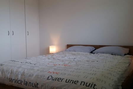 Bel appartement au cœur du Chablais - Apartment