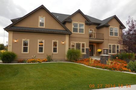 Upscale, Modern & Large Home Near Boise; in Nampa - Nampa - Casa