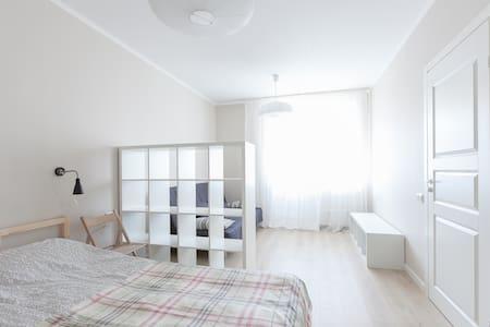 Уютная квартира в отличном районе. - Appartement
