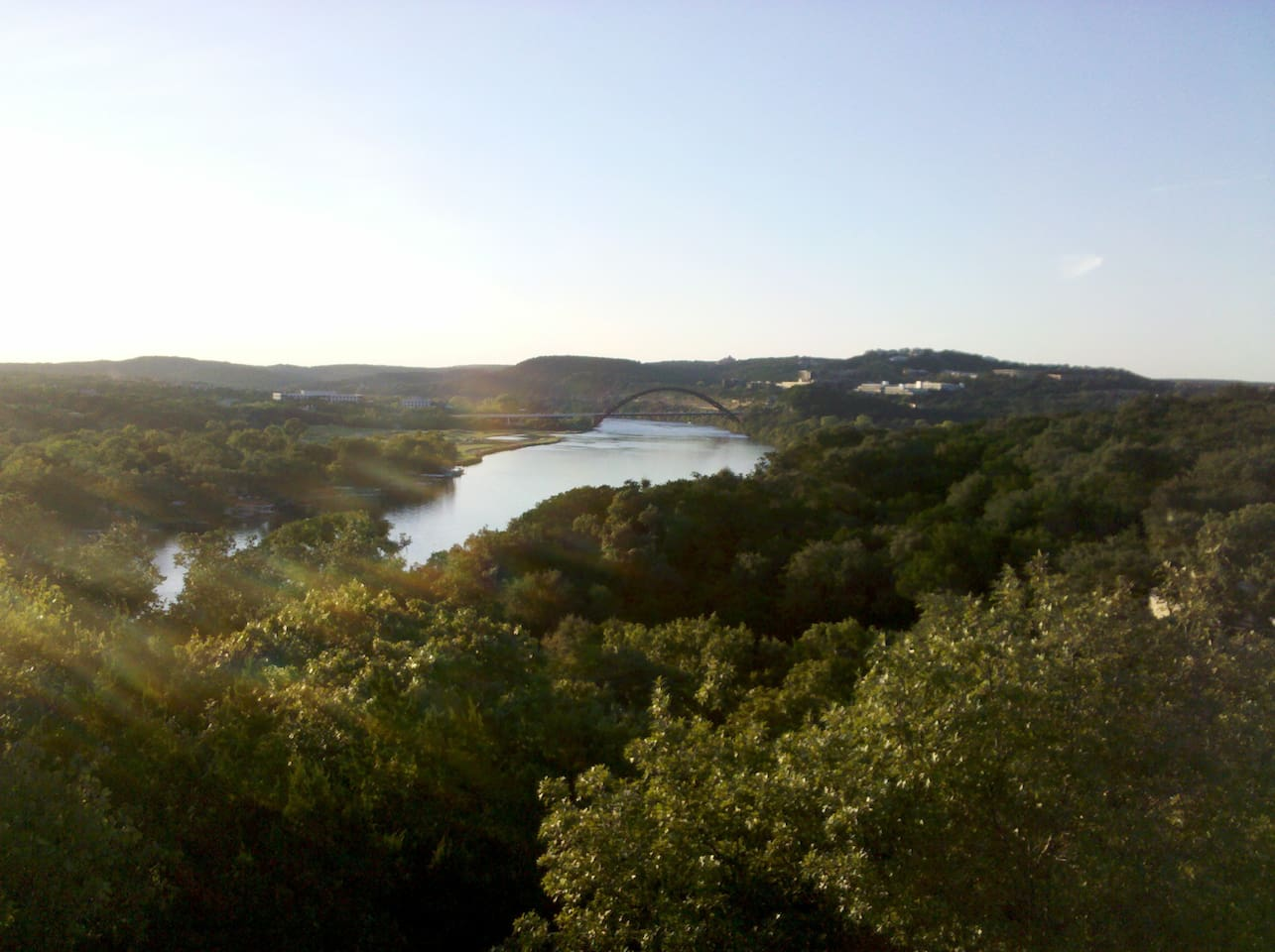 Lake Austin Home with Great Views