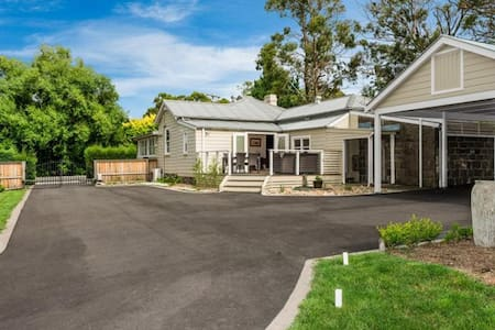 Old world charm with modern comfort - Bowral - Talo