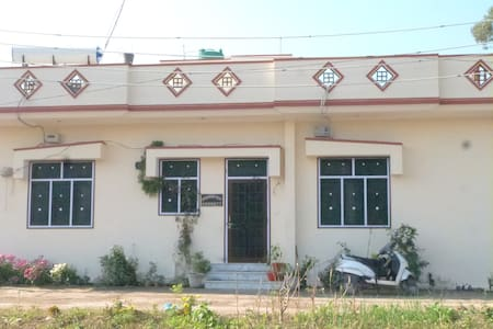 Home stay in Corbett Ramesh Suyal. - Ramnagar - Bed & Breakfast