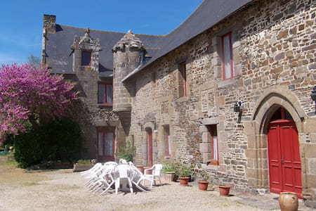B&B in a brittany manor - Roz-Landrieux - Bed & Breakfast