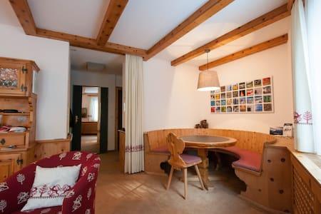 Komfortable Wohnung in Sils-Maria - Sils im Engadin/Segl - Appartement