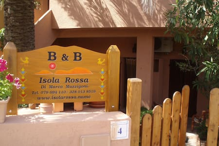 B&B a  Isola Rossa - Bed & Breakfast