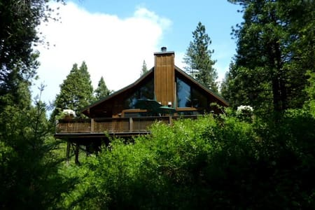 Forest Retreat - Kabin
