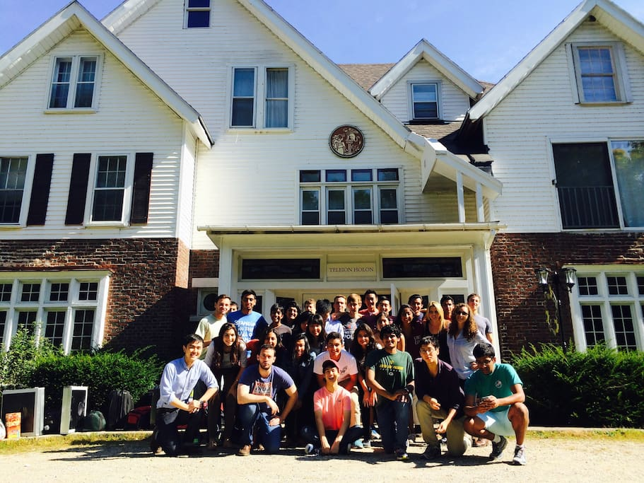 Harvard Graduate Students enjoy the house every year for many different graduate school program retreats