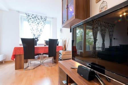 1 bedroom apart WiFi / Bogenhausen - Munich - Appartement