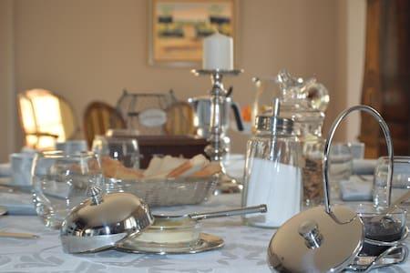 Chambres d'hôtes en pleine forêt - Vieux-Moulin - Bed & Breakfast