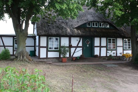 beautiful farmhouse in Nationalpark - Hus