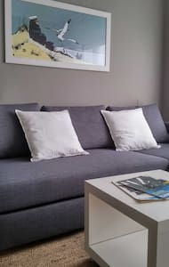 Cozy apartment with swimming pool - Foz - Apartment