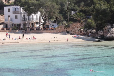 Habitación num 5 en la playa - Cala Santanyí - Bed & Breakfast