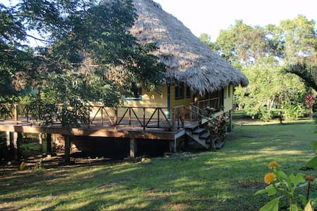 Chiquibul Ranch, Jungle Paradise - Haus