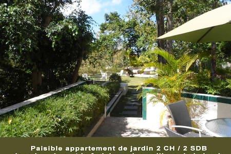 Airbnb Haiti - DANS LA FRAICHEUR  DES COLLINES - Apartamento