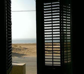 casa vacanza sulla spiaggia - Haus