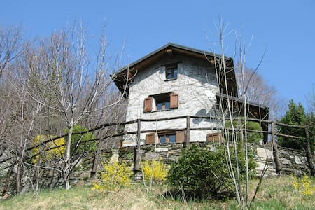 Casa Alfonso im Valle Cannobina - House