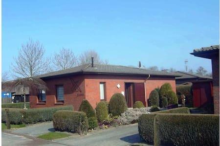 Nordsee Ferienhaus in Schillig - Casa