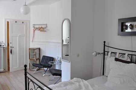 B & B  Zimmer in alter Villa - Wiesbaden