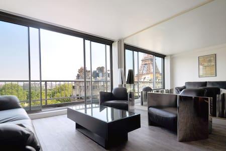 App. Tour EIFFEL - Vue imprenable - Paris - Apartmen