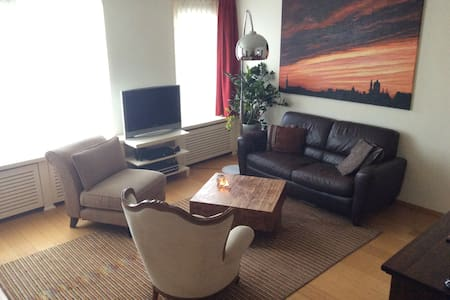 2-room apartment near centre