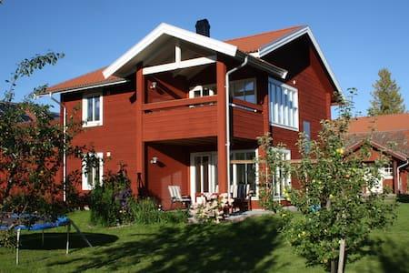 Nybyggt hus vid Dalälven 15 min från Romme alpin - Villa