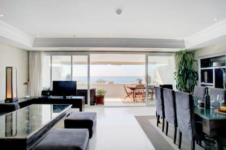 Stunning Luxury duplex by the Sea - Apartment