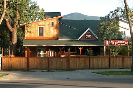 Luna Grand Forks Bed and Breakfast - 大福克斯(Grand Forks) - 住宿加早餐