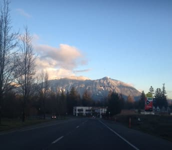 Join us in beautiful Snoqualmie! - Ház