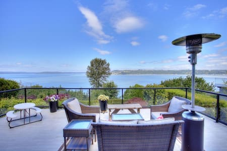 Amazing views for the U.S. Open - Tacoma - House