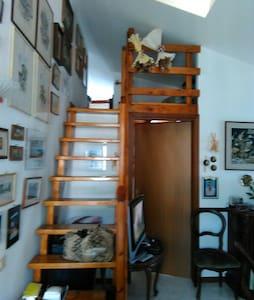 appartamento in uno dei borghi più belli d'italia - Apartemen