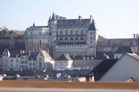 Vue d'exception 200m châteauAmboise - Daire