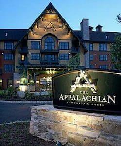 Appalachian Condo/Hotel Resort - Apartment