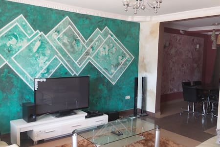 Fully furnished appartement - Lubumbashi - Apartment