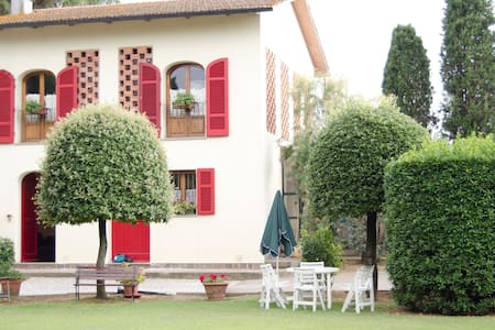 FIENILE VILLACOLLE  collina toscana - Bed & Breakfast