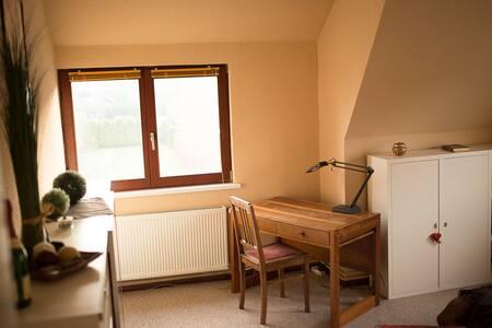 kleine Gartenstadt-Wohnung - Rostock - Apartment