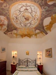 Casa Degli Affreschi, Panoramic terrace. - Hus