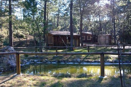 Cabaña Parque Natural Río Mundo - Cottage
