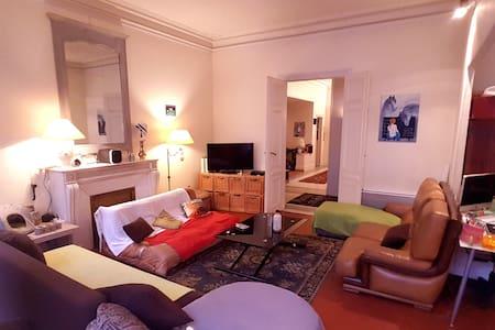Chambre privée - Chez Cha - Flat