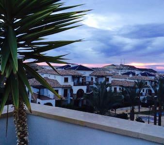 Al Andalus Thalassa II & free hot winterSPA centre - Appartement