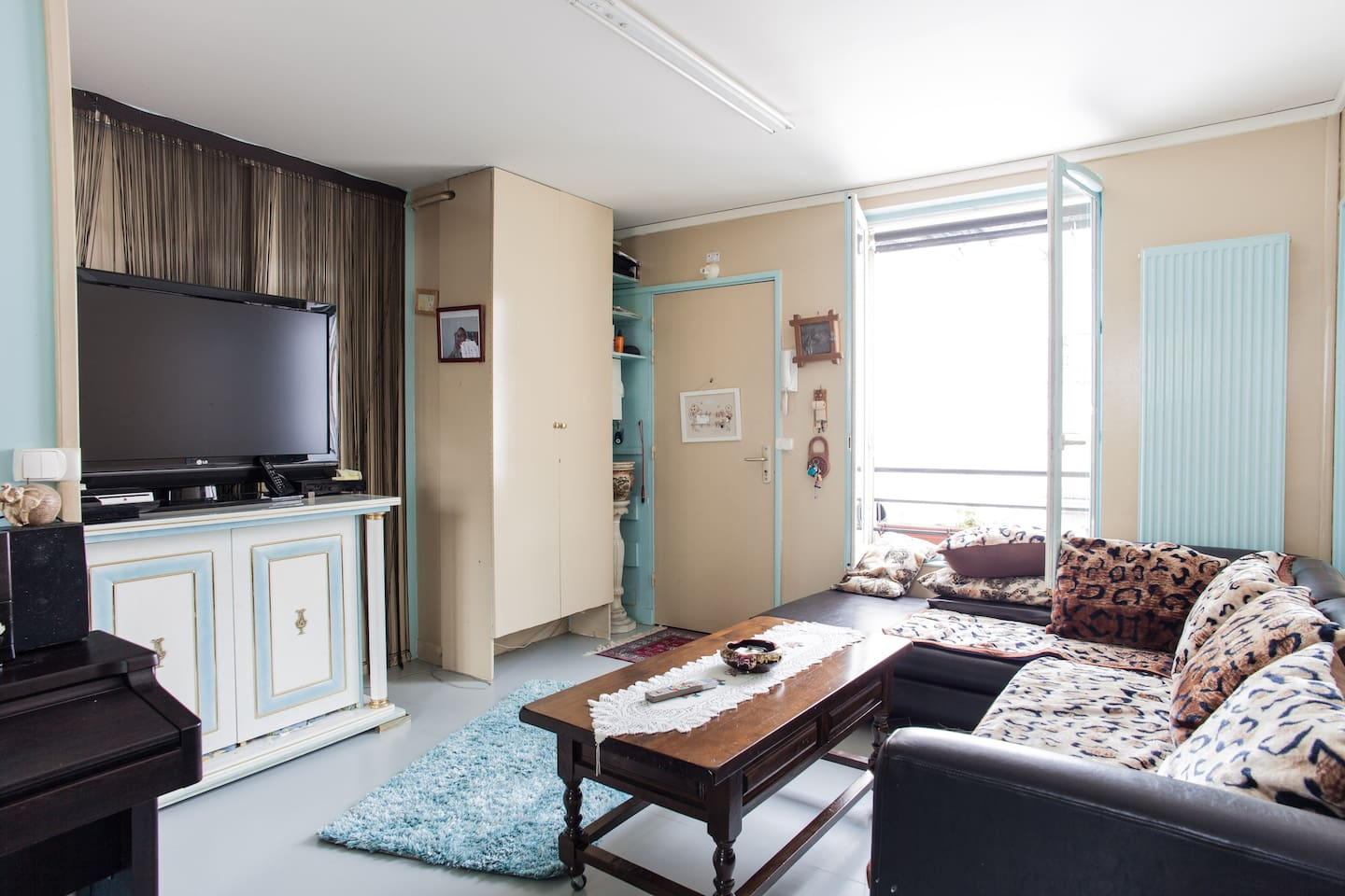 Flat in the very centre of paris