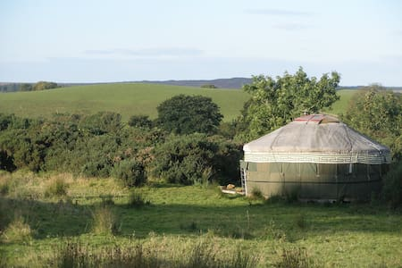 Beautiful and tranquil yurt  - Jurta