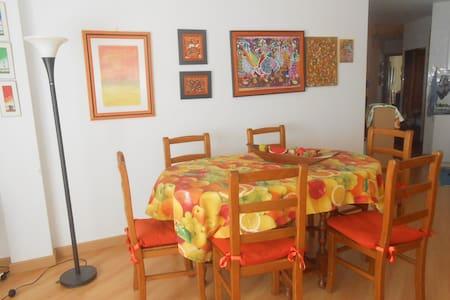 Apartamento p/ férias no Grove (Praias en Galicia) - Appartement