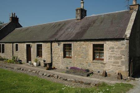 Gardeners Cottage, Lamancha, Scotland - Casa