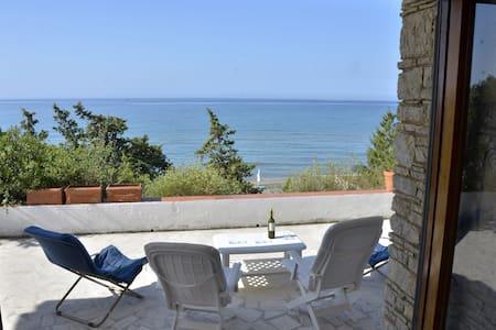 Front Beach Villa - Fondi